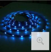 Blue Diy Cut Led Strip Light 60 CM - Ac Auto Service